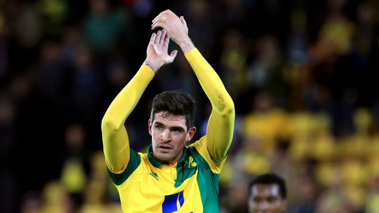 Lafferty has been a free agent since being released by Norwich