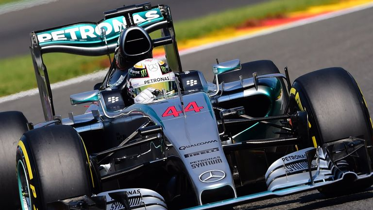 Mercedes are looking longer-term with developments for 2016 on the new engine for Monza