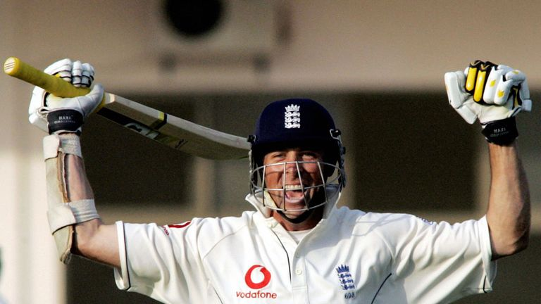 Marcus Trescothick scored 14 Test tons for England in 76 matches