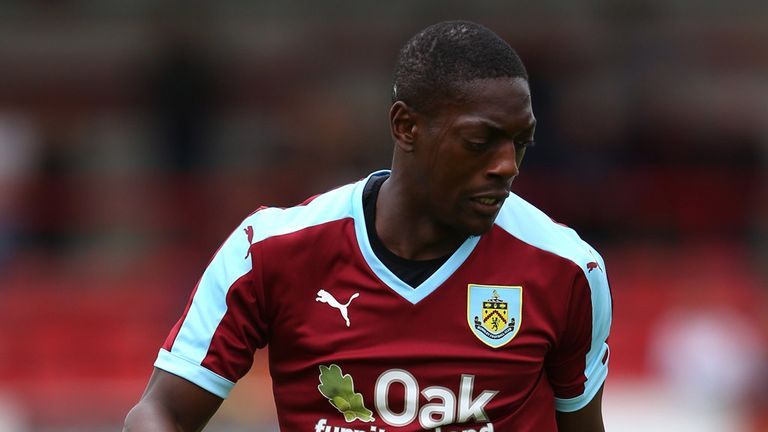 Former Burnley striker Marvin Sordell is now with Coventry