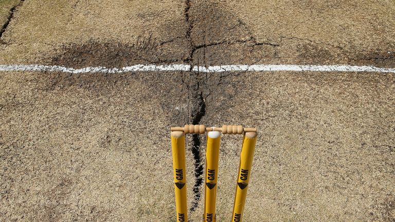 The WACA pitch has become synonymous with pace and bounce