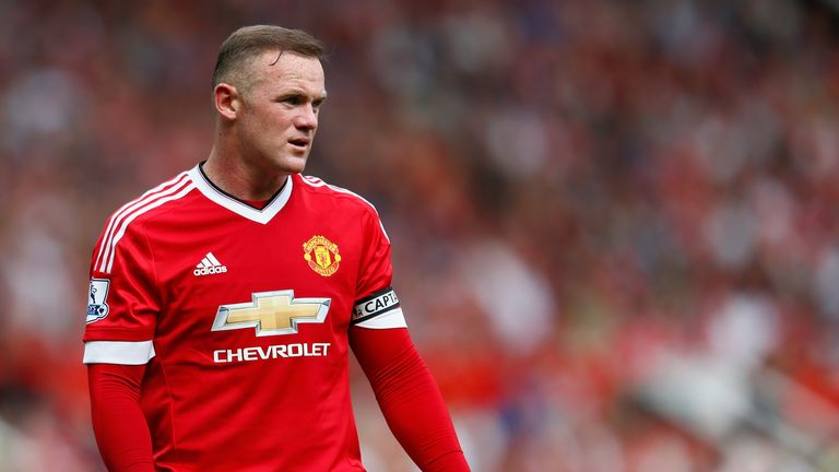 Manchester United striker Wayne Rooney is struggling with his form