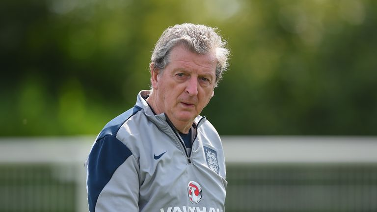 Hodgson's England are the only team with a 100 per cent record