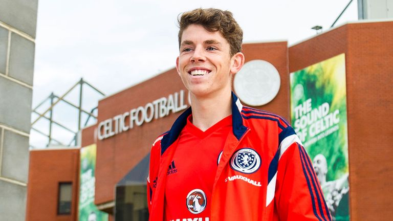 Ryan Christie has agreed a four-year deal with Celtic