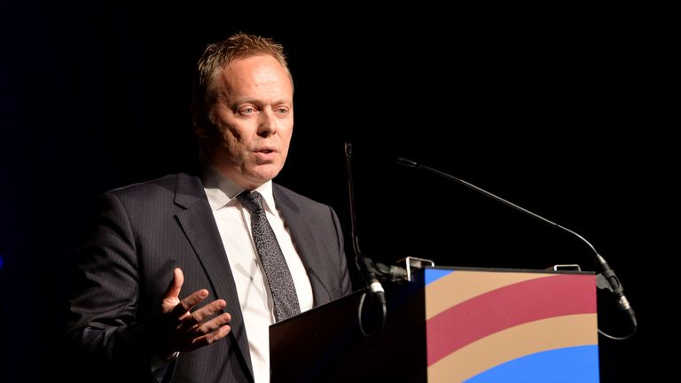 Stephen Brown, England Rugby 2015 Managing director