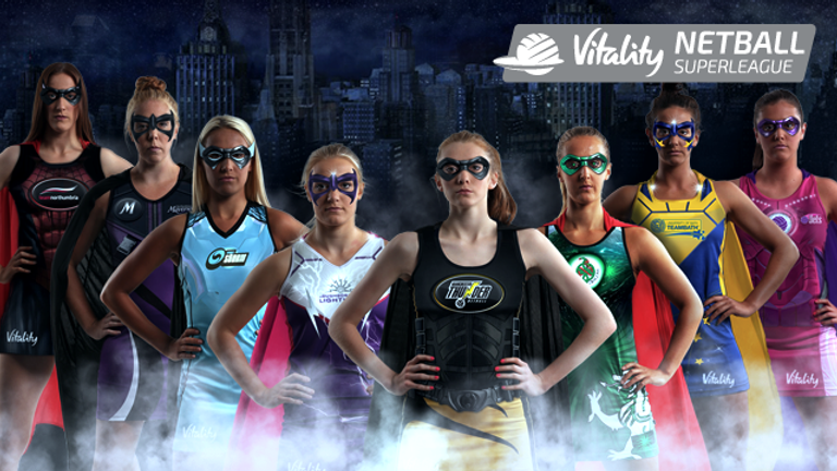 The Netball Superleague Super Saturday takes place on January 30th 2016