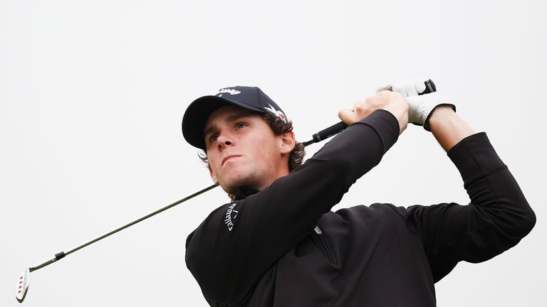 Thomas Pieters won twice in as many starts and has a bright future ahead