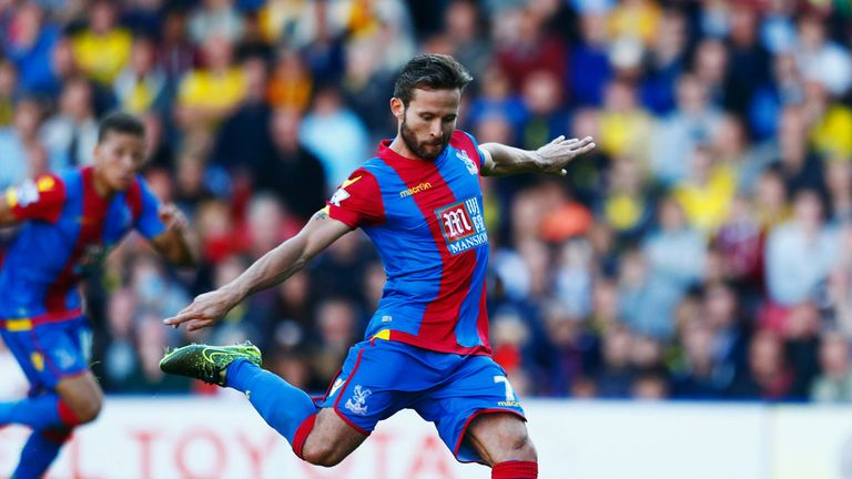 Yohan Cabaye became first opposition player to score away at Watford this season