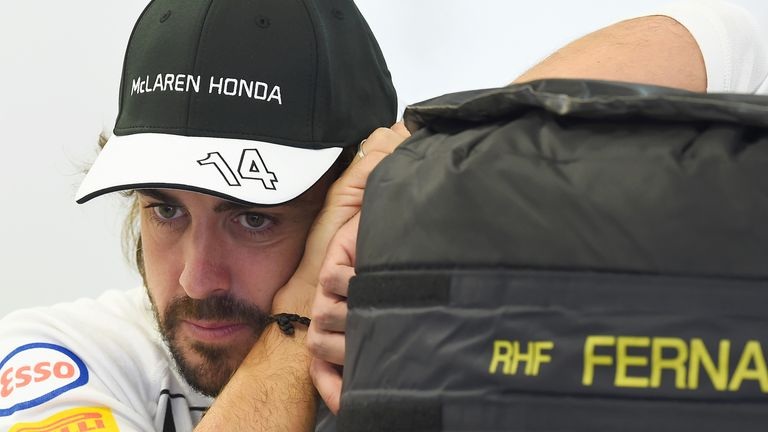 Fernando Alonso is confident McLaren can make significant gains in time for 2016 season