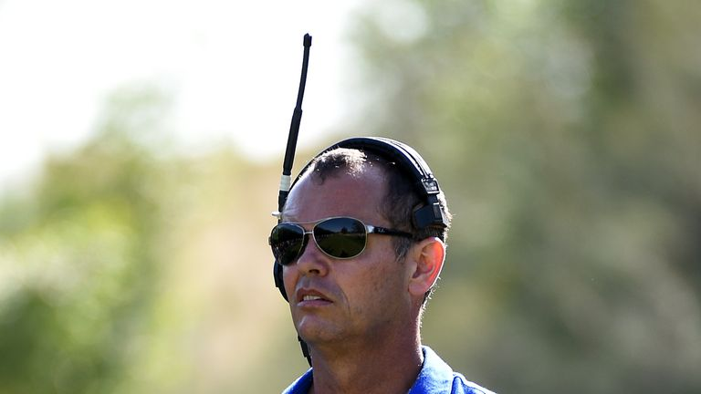 Andrew Coltart named the fairway robot camera the