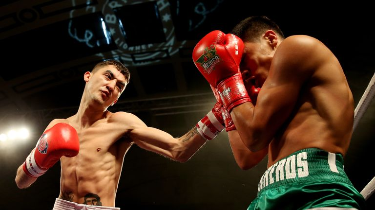 Former World Series Boxing star Andrew Selby impressed in Wales