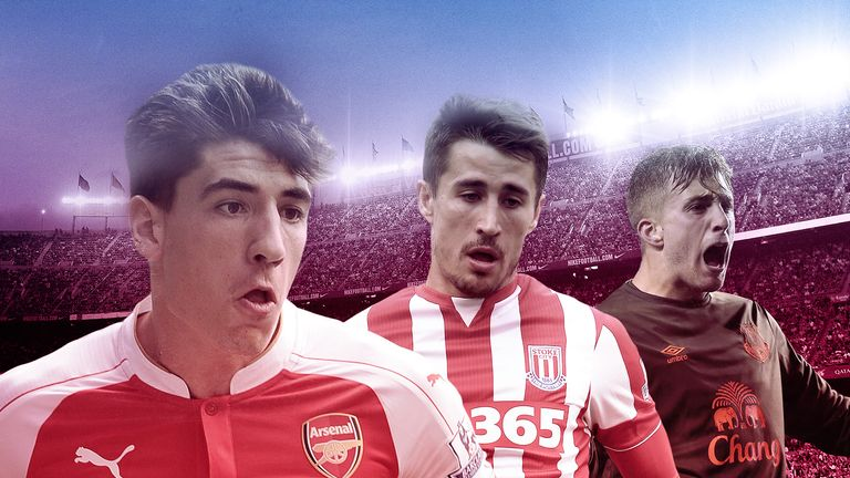 Hector Bellerin, Bojan Krkic and Gerard Deulofeu started their careers at Barcelona