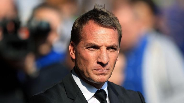 Brendan Rodgers is the favourite to be named the next England manager