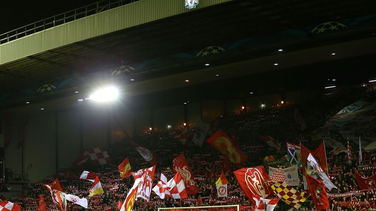 Liverpool supporters plan Anfield walkout over ticket prices