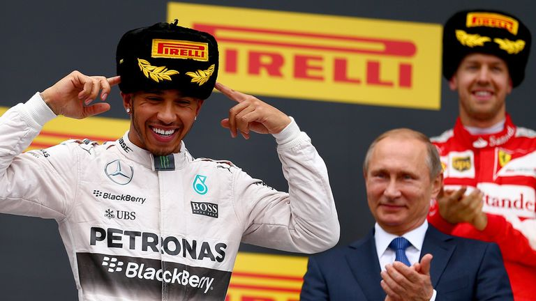 Image result for putin and hamilton