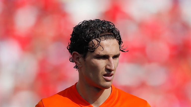 Janmaat has won 27 caps for the Netherlands