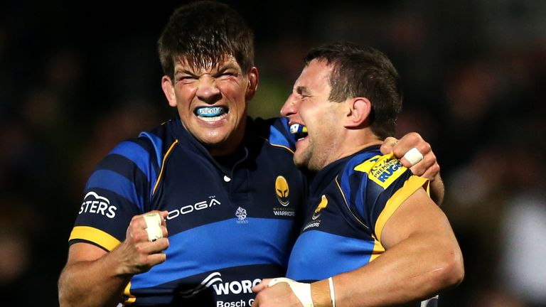 O'Callaghan no longer identifies with the dressing room culture at Worcester