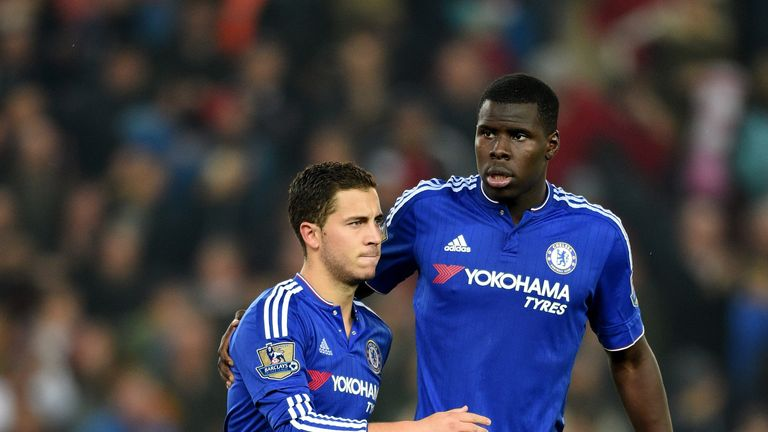 Eden Hazard's missed penalty meant Chelsea's Capital One Cup defence ended at Stoke