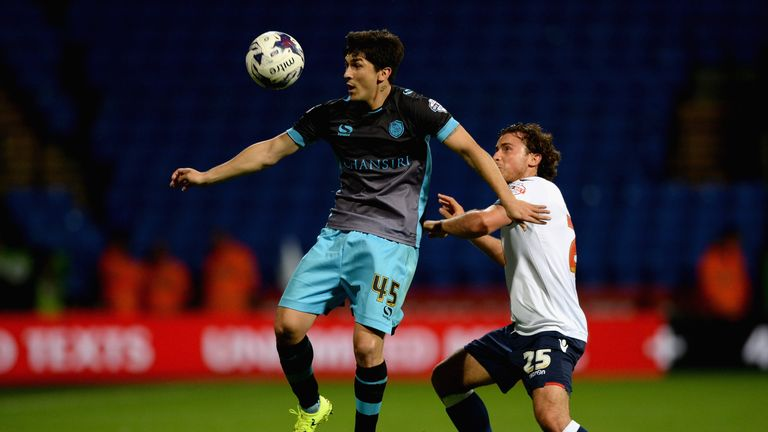 Fernando Forestieri is a contender for the Championship award