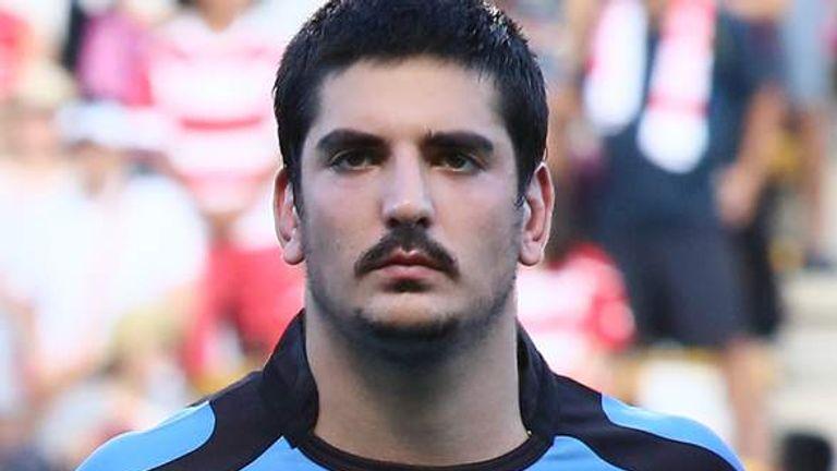 Jorge Zerbino, nephew of one of the survivors, is in the Uruguay squad
