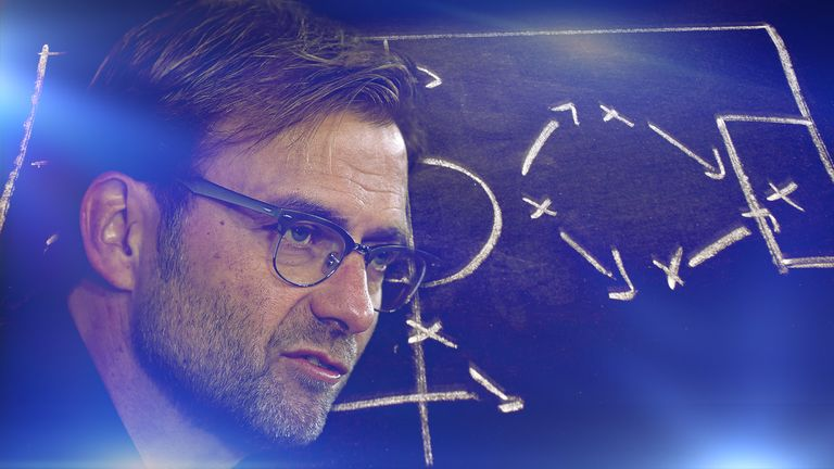 Jurgen Klopp's tactical innovation helped Dortmund to two titles