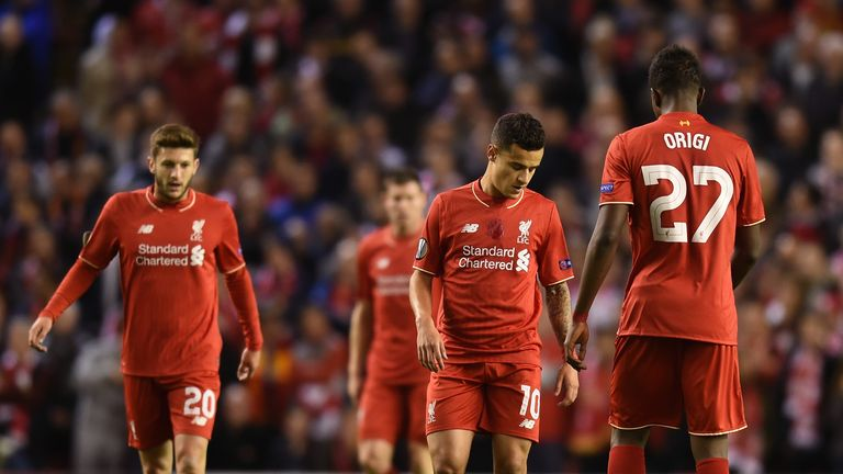 Liverpool fell behind to Marko Devic's stunning outside-the-foot finish