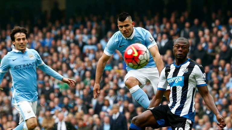 Image result for Newcastle – Manchester City
