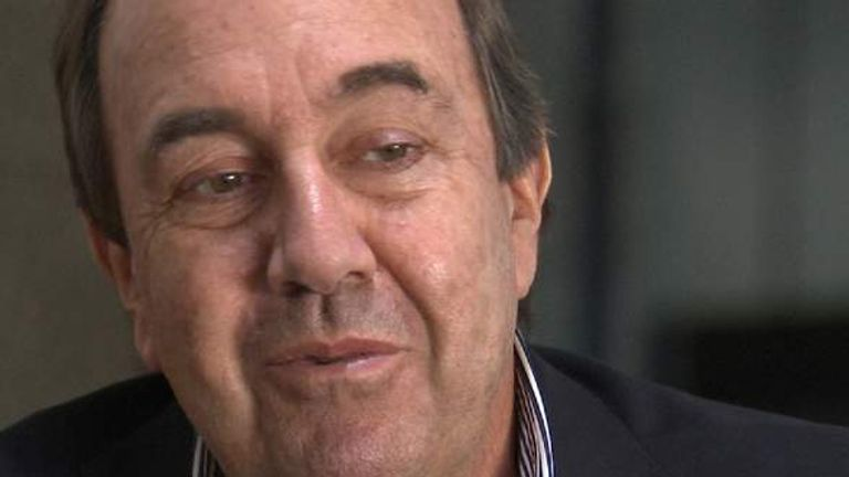 Nando Parrado says they survivors 'donated their bodies' and made a pact.