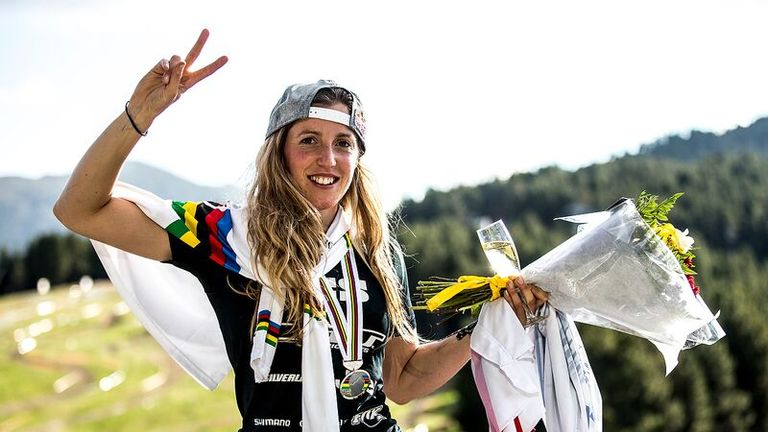 Rachel Atherton - nominee for Sportswoman of the Year