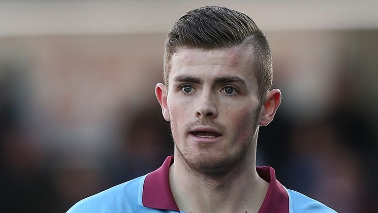 Rory Donnelly is nominated for his displays for Gillingham