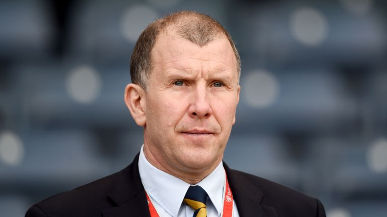 Scottish FA chief executive Stewart Regan says he supports the idea