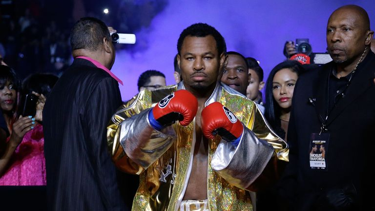 Shane Mosley won't commit to an immediate rematch with Liam Smith