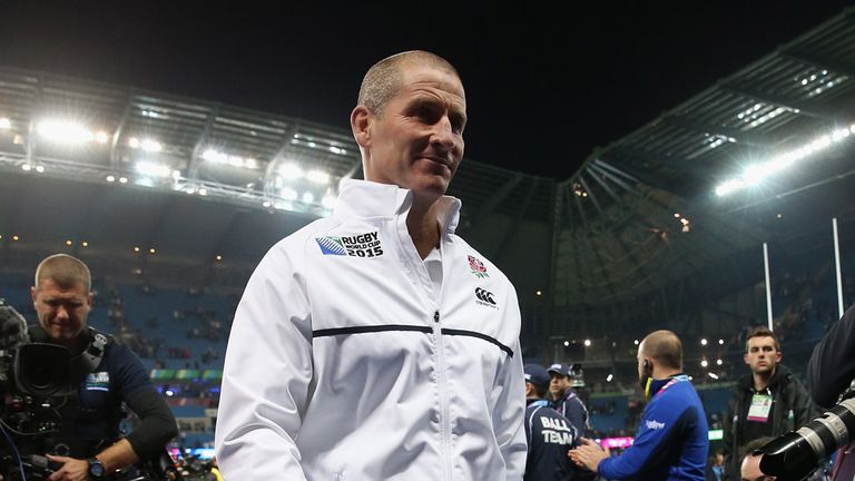 Stuart Lancaster a candidate for top job, says Lions chief John Feehan