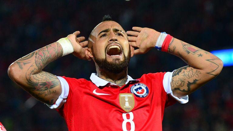 Arturo Vidal enjoyed international success with Chile