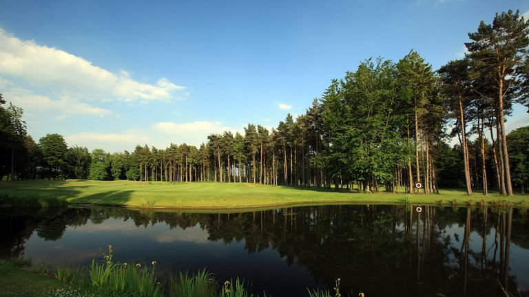 The Marquess Course at Woburn has many similarities to Augusta