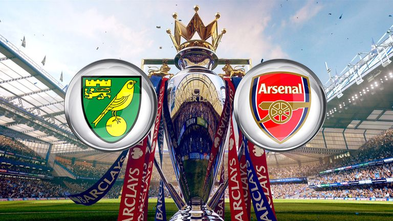 Image result for Arsenal vs Norwich City live pic logo