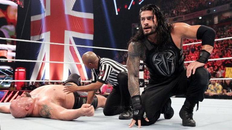 wwe raw the undertaker and kane attack wyatt family in manchester