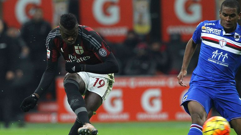 M'Baye Niang scores his second goal