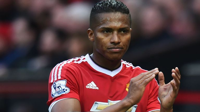 Antonio Valencia has been sidelined with injury