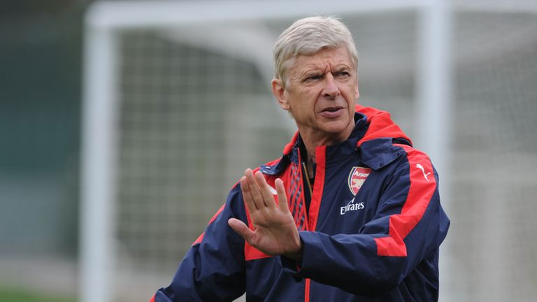 Arsenal manager Arsene Wenger hopes his side can progress in Europe