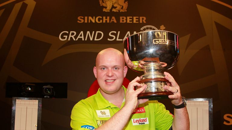 The world No 1 won the Grand Slam for the very first time in his career