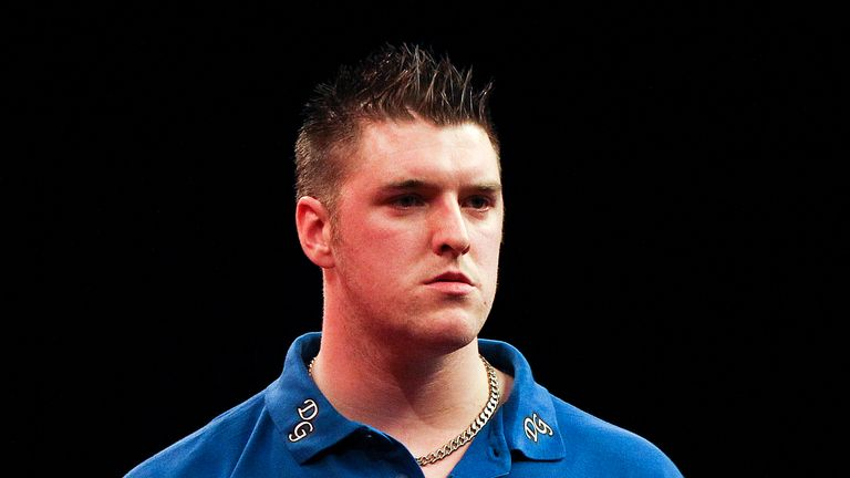 Daryl Gurney knocked out defending champ Gary Anderson