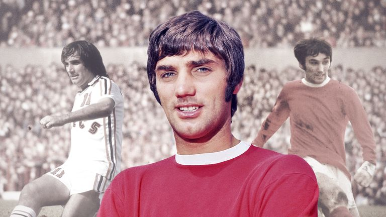Ten years have passed since the death of George Best, aged 59