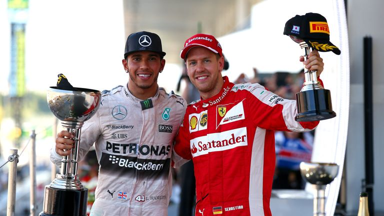 While Mercedes and Ferrari are expected to be in close combat on track in 2016, they have become formidable allies off it