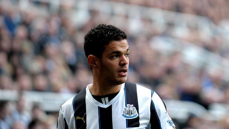 Ben Arfa spent four-and-a-half seasons on Tyneside