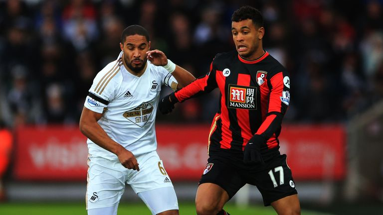 Bournemouth and Swansea face each other this weekend