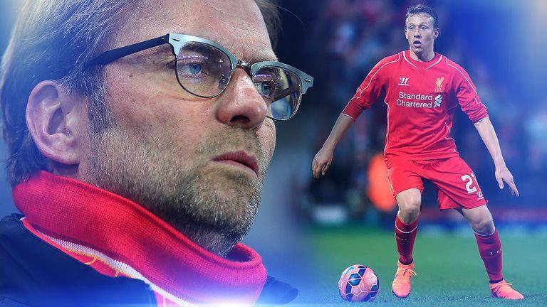 Jurgen Klopp has got Lucas playing a proactive role in Liverpool's midfield