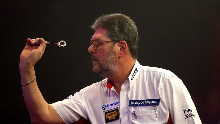 Martin Adams is a BDO player but will enter the Grand Slam of Darts