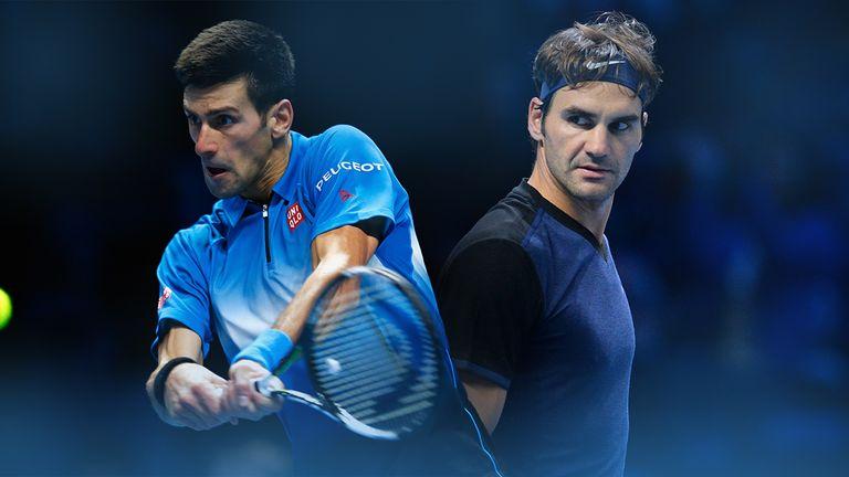Novak Djokovic and Roger Federer will meet for the 49th time on Thursday