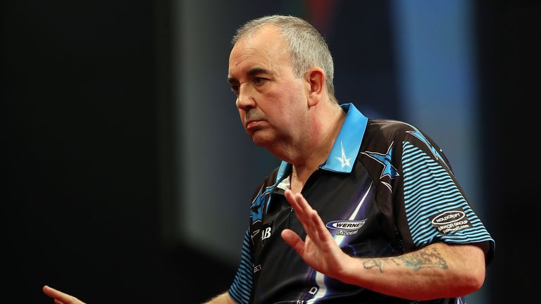Phil Taylor: The world No 3 can still perform under extreme amounts of pressure